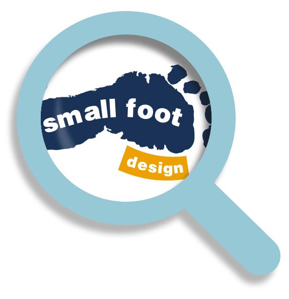 Gioco a premi 10 su tutti gli articoli small foot design for Articoli design
